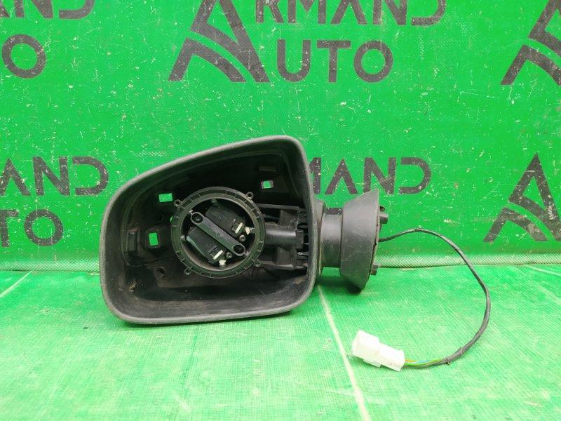 Зеркало Renault Duster 2010 левое (б/у)