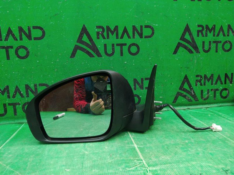 Зеркало Nissan Almera G15 2013 левое (б/у)