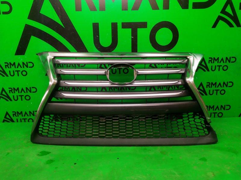 Решетка радиатора Lexus Gx 2 РЕСТАЙЛИНГ 2013 (б/у)