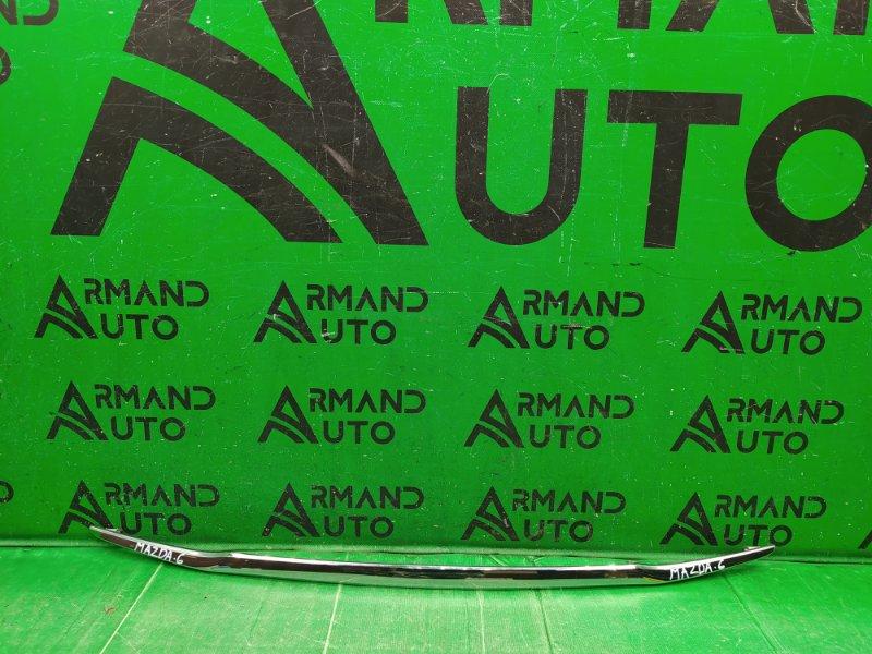 Накладка крышки багажника Mazda 6 GJ 2012 (б/у)