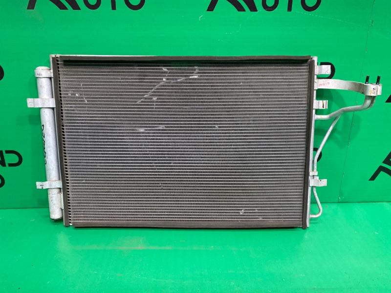 Радиатор кондиционера Kia Cerato 4 2018 (б/у)