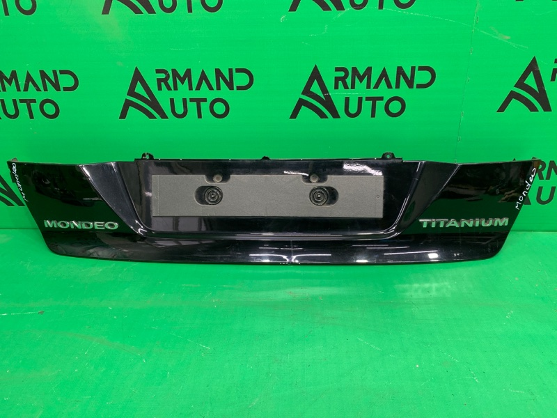 Накладка багажника Ford Mondeo 4 2007 (б/у)