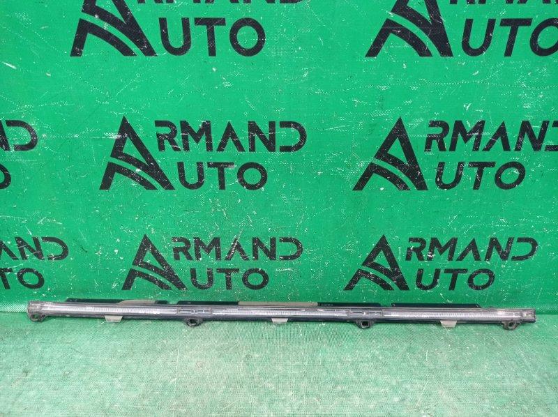 Подсветка порога Mercedes Gl X166 2012 правая (б/у)