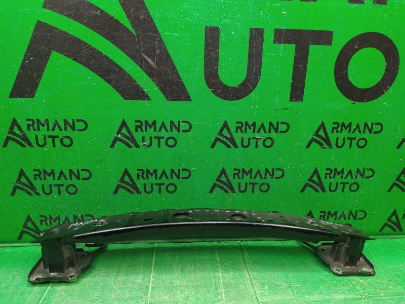 Усилитель бампера Mazda 3 BM 2013 задний (б/у)