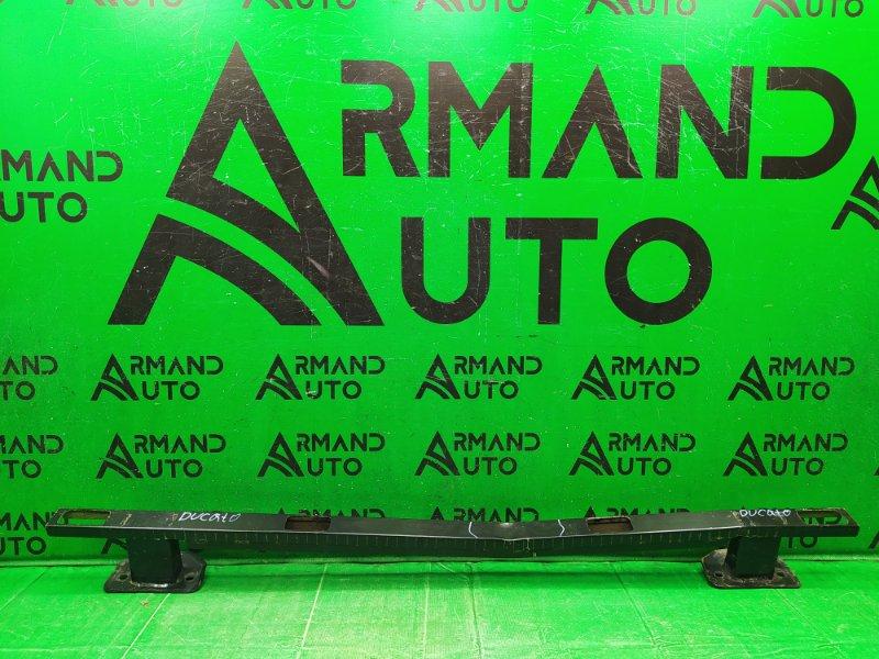 Усилитель бампера Fiat Ducato 3 2006 задний (б/у)