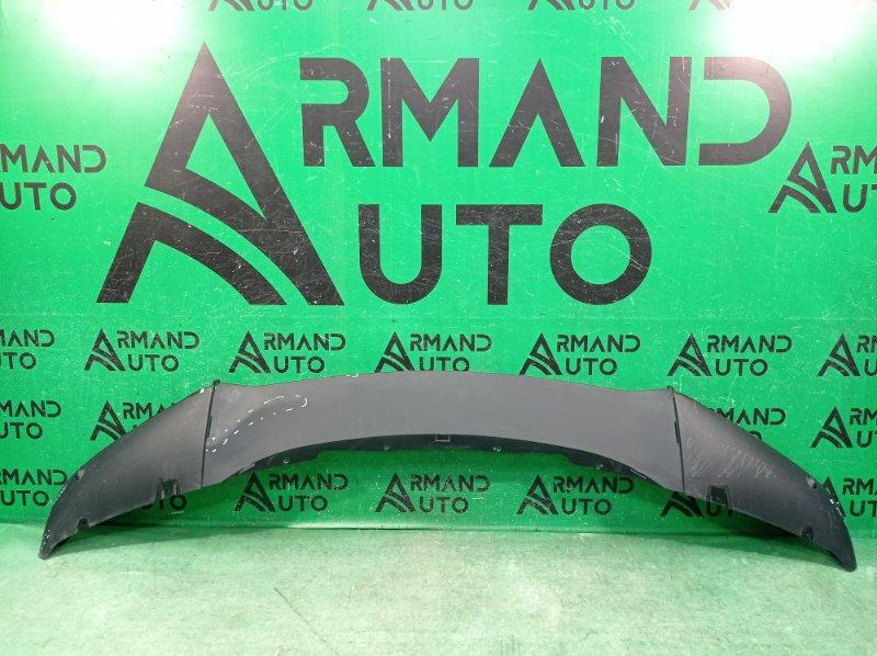Юбка бампера Bmw X5 F15 2013 передняя (б/у)