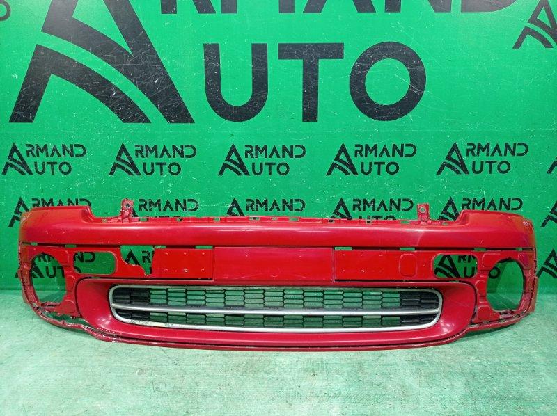 Бампер Mini Hatch R56 2006 передний (б/у)