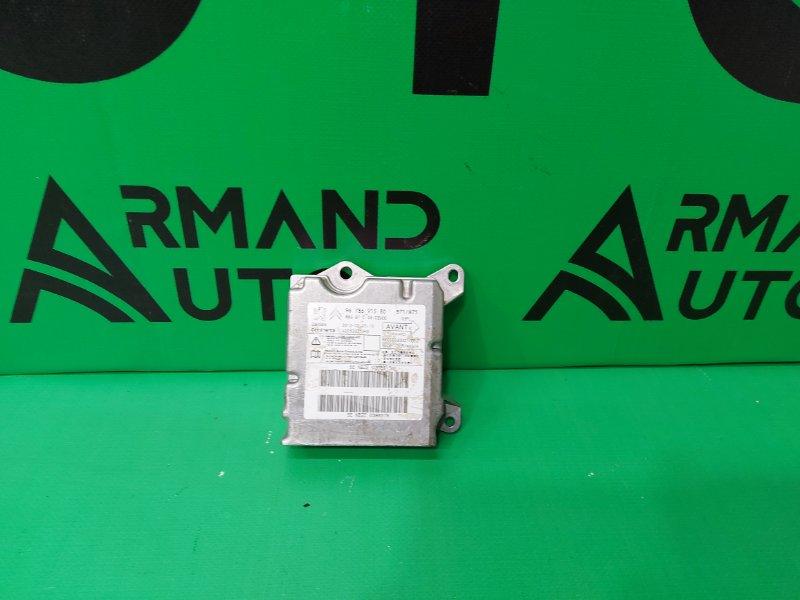 Блок управления airbag Citroen C4 2 2010 (б/у)