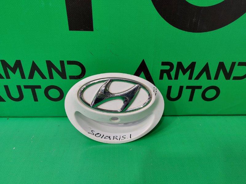 Кнопка открывания багажника Hyundai Solaris 1 2010 (б/у)