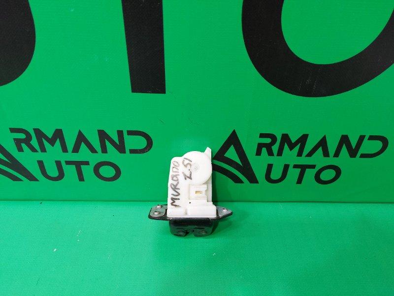 Замок багажника Nissan Murano Z51 2008 (б/у)