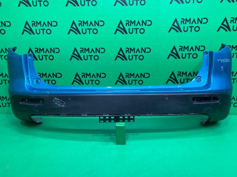 Бампер Suzuki Vitara 2 2014 задний (б/у)