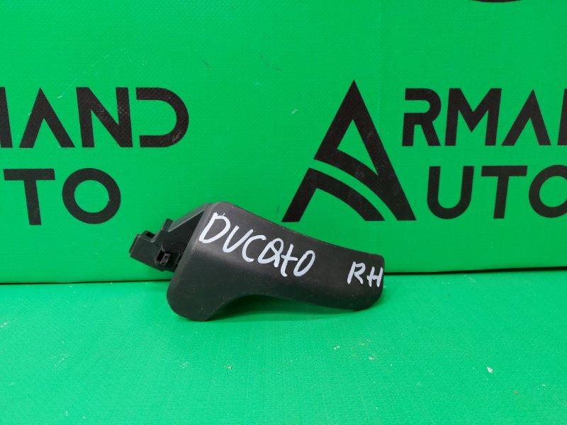 Ручка двери внутренняя Fiat Ducato 2006 передняя правая (б/у)