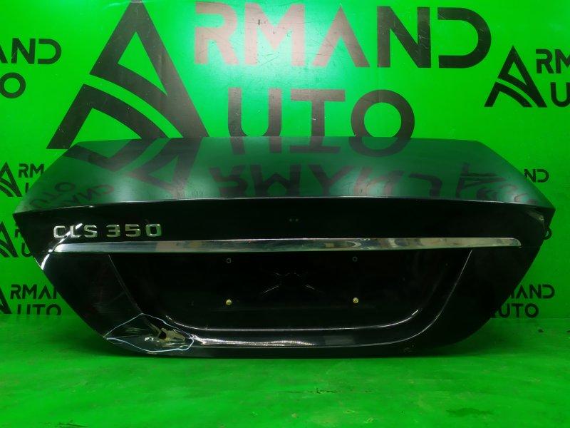 Крышка багажника Mercedes Cls W219 2004 (б/у)