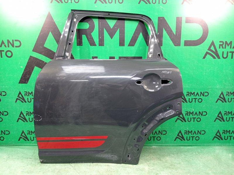 Дверь Mini Countryman F60 2016 задняя левая (б/у)