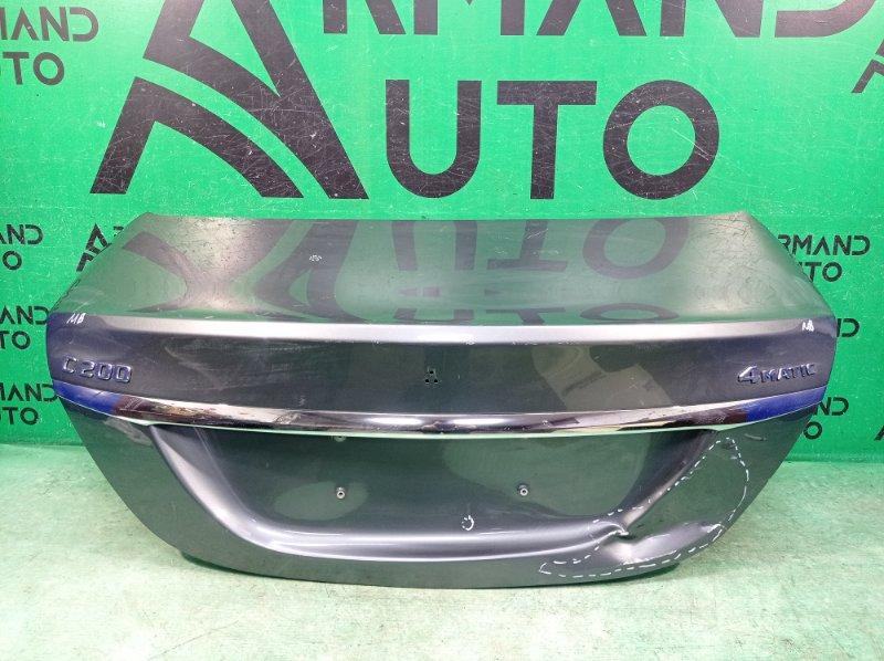 Крышка багажника Mercedes C W205 2014 (б/у)