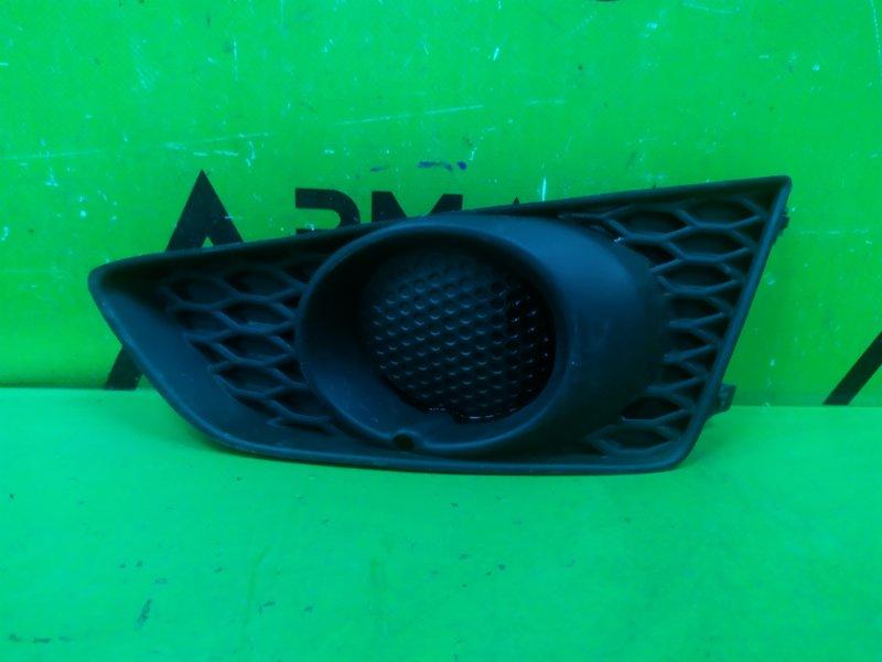 Накладка птф Datsun Mi-Do 1 2015 левая (б/у)