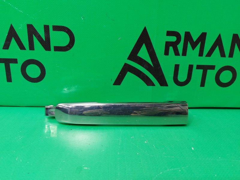 Ручка двери Nissan Almera G15 2013 передняя правая (б/у)