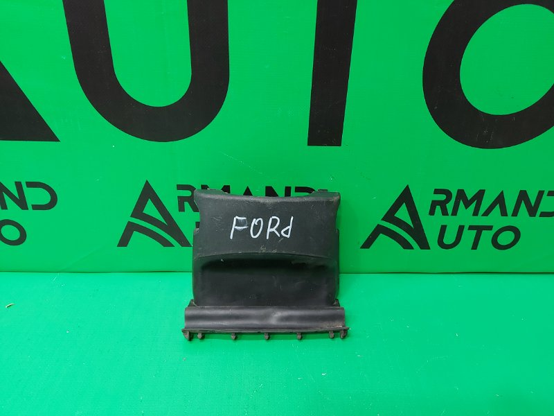 Кожух рулевой колонки Ford Fusion 1 РЕСТАЙЛИНГ 2005 верхний (б/у)