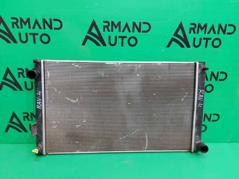 Радиатор Toyota Rav4 CA40 2012 (б/у)