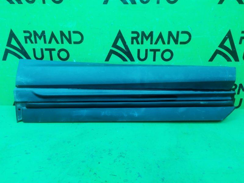 Накладка двери Lexus Rx 4 2015 задняя правая (б/у)