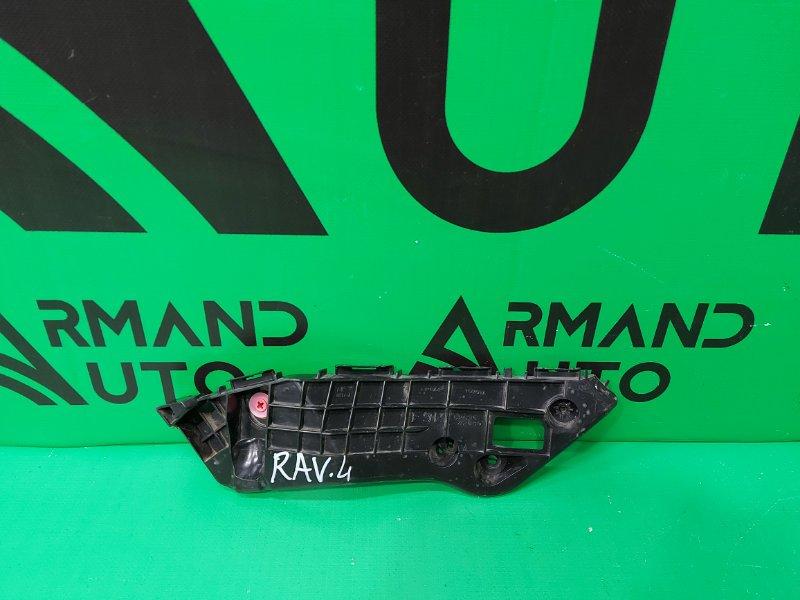 Крепления бампера Toyota Rav4 CA40 2012 передняя правая (б/у)