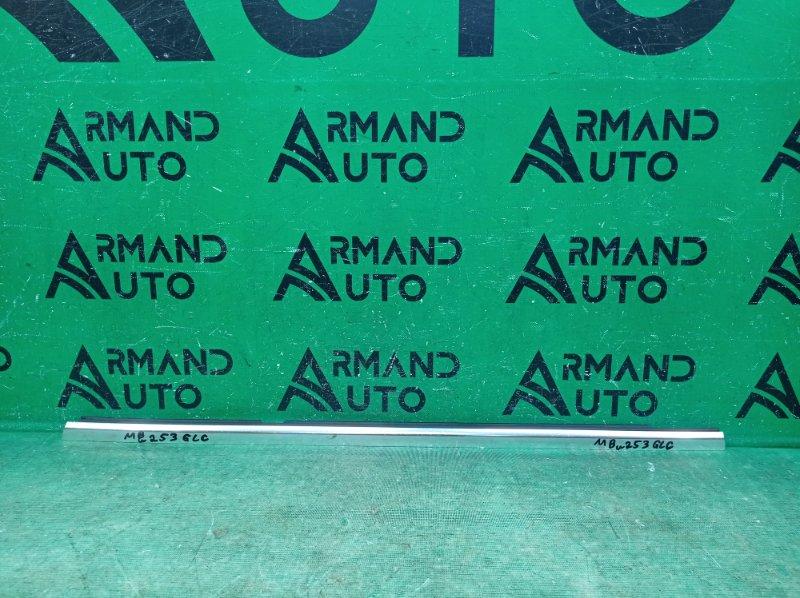 Накладка двери Mercedes Glc X253 2015 задняя правая (б/у)