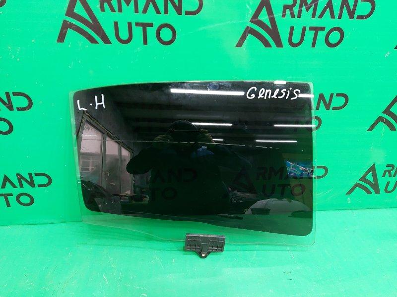 Стекло Hyundai Genesis 2 2013 заднее левое (б/у)