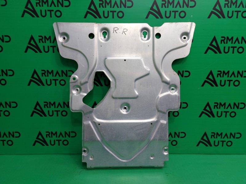 Защита картера двигателя Land Rover Range Rover Sport 2 2013 (б/у)