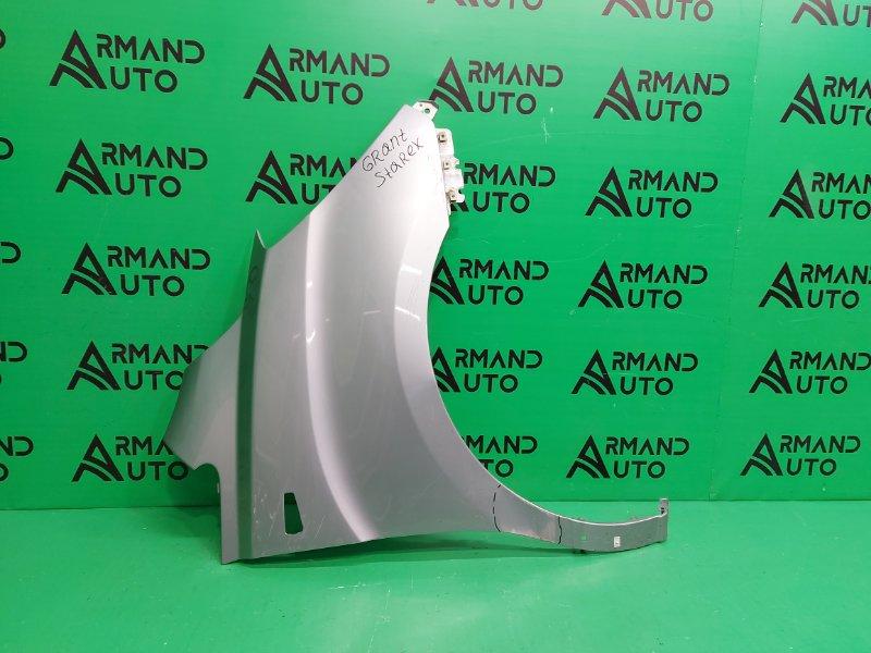 Крыло Hyundai Grand Starex H1 2007 переднее правое (б/у)