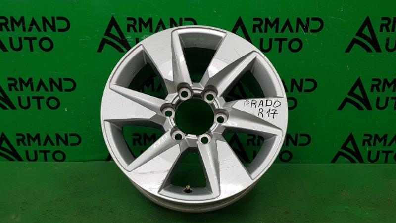 Диск r17 Toyota Land Cruiser Prado 150 2009 (б/у)
