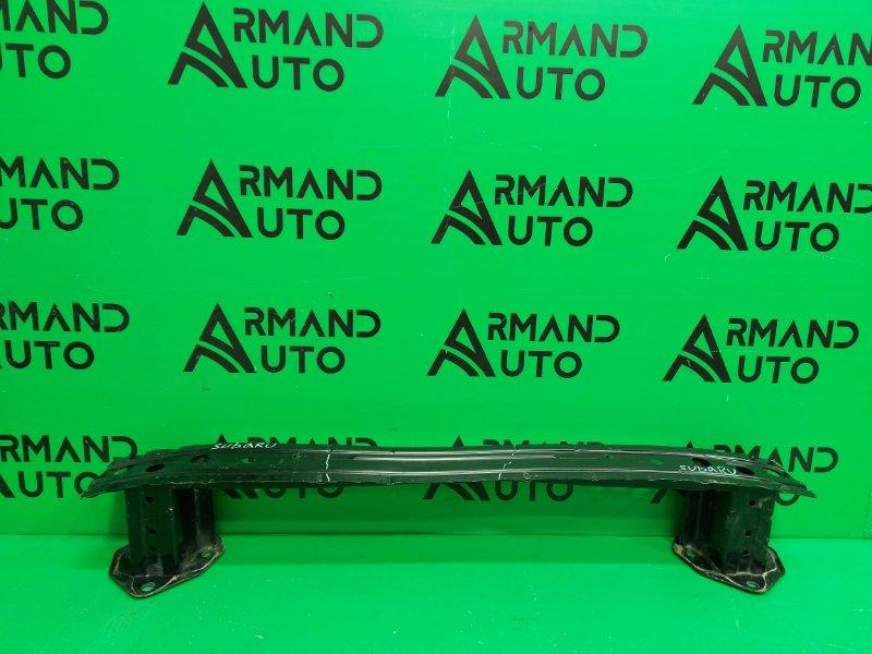 Усилитель бампера Subaru Forester SJ 2012 задний (б/у)