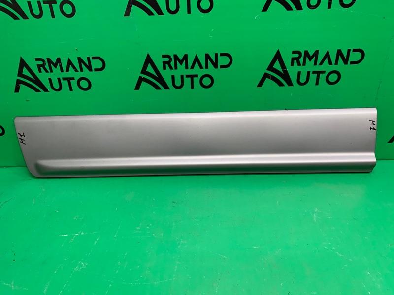 Накладка бампера Hyundai H1 2 2007 задняя правая (б/у)