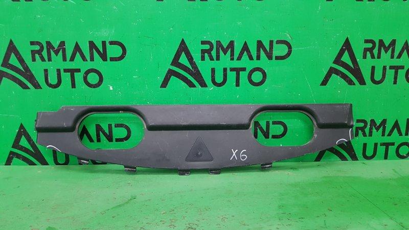 Накладка передней панели Bmw X5 X6 F15 F16 2013 (б/у)