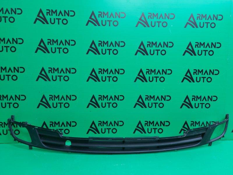 Решетка бампера Hyundai H1 2 2007 передняя (б/у)
