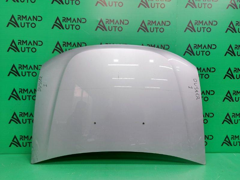 Капот Renault Duster 1 2010 (б/у)