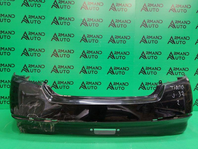 Бампер Nissan Teana J32 2008 задний (б/у)