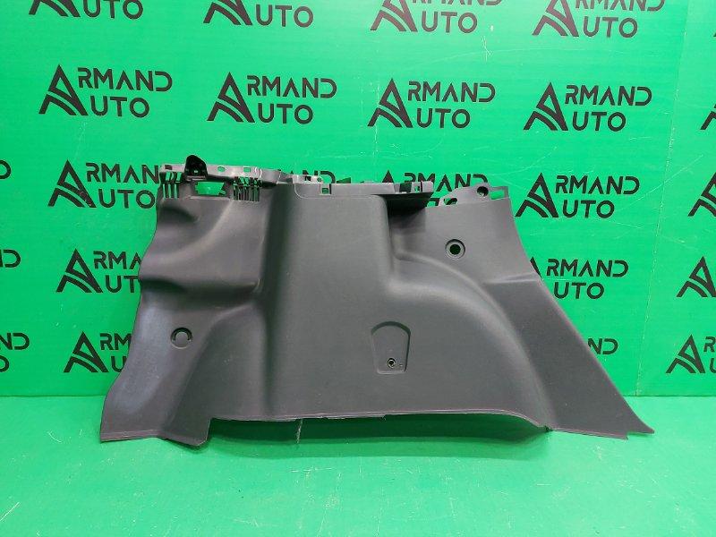 Обшивка багажника Renault Duster 2010 левая (б/у)