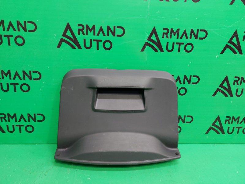 Обшивка двери багажника Renault Duster 2010 (б/у)