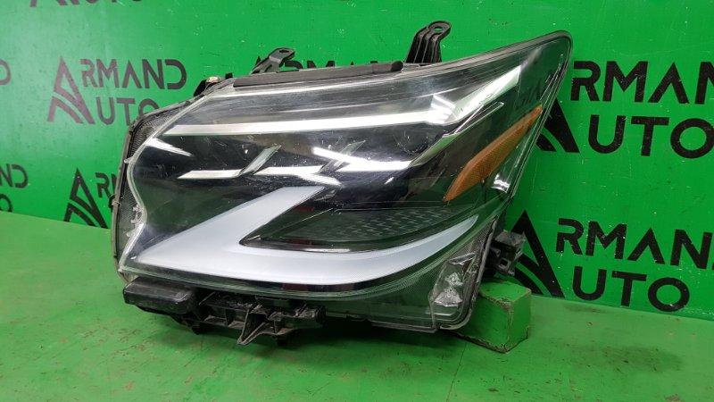 Фара Lexus Gx 2 РЕСТАЙЛИНГ 2 2019 левая (б/у)