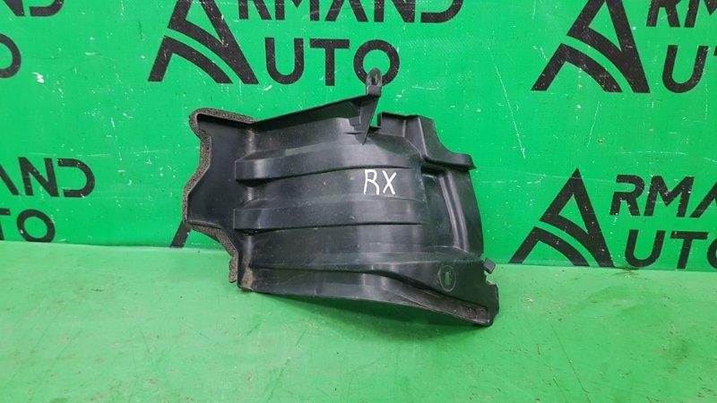 Дефлектор радиатора Lexus Rx 4 2015 правый (б/у)