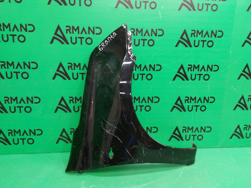 Крыло Lada Granta 2011 переднее правое (б/у)