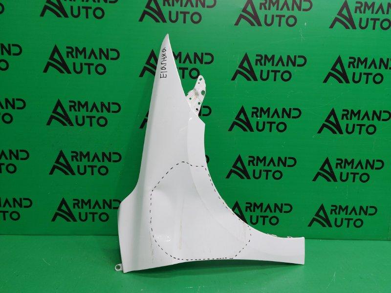 Крыло Hyundai Elantra 6 2016 переднее правое (б/у)