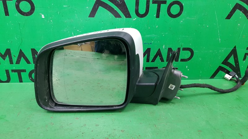 Зеркало Jeep Grand Cherokee WK2 РЕСТАЙЛИНГ 2013 левое (б/у)