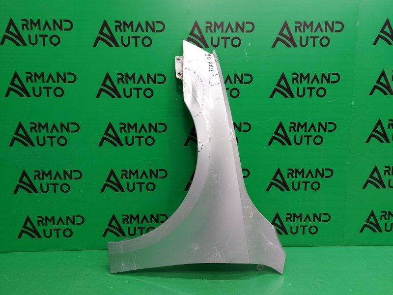 Крыло Skoda Octavia A7 2013 переднее левое (б/у)