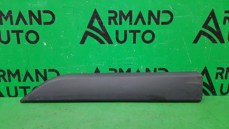 Накладка двери Ford Tourneo Custom 1 2012 передняя левая нижняя (б/у)