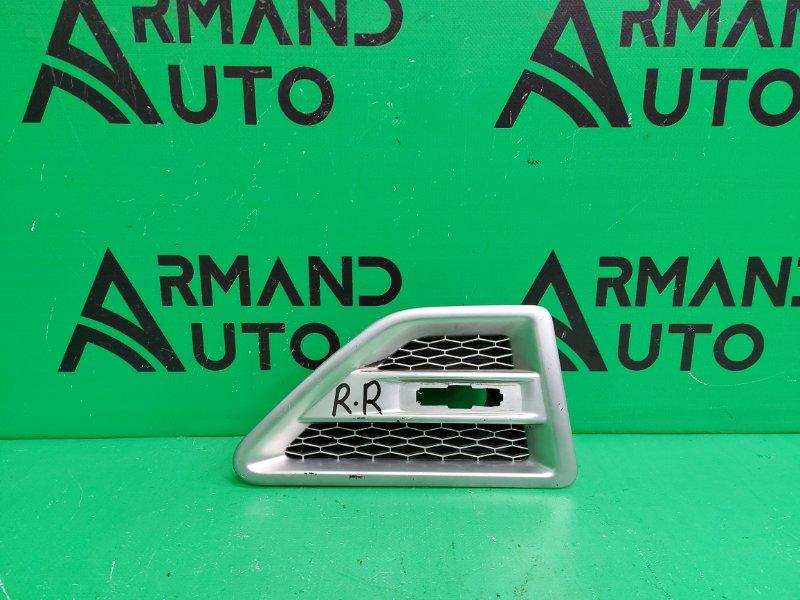 Накладка крыла Land Rover Freelander 2 2006 передняя правая (б/у)