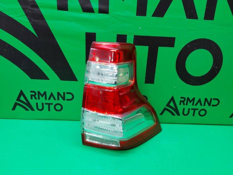 Фонарь Toyota Land Cruiser Prado 150 РЕСТАЙЛИНГ 2013 правый (б/у)