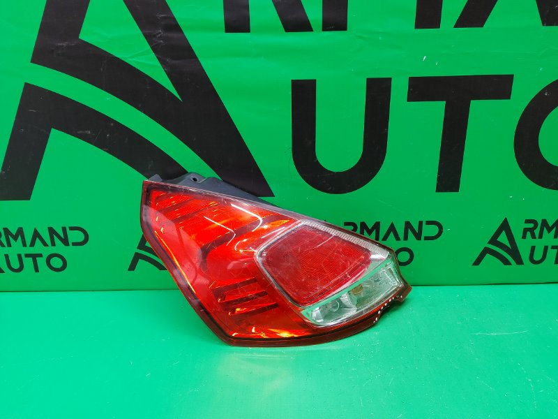 Фонарь Ford Fiesta MK6 РЕСТАЙЛИНГ 2012 левый (б/у)
