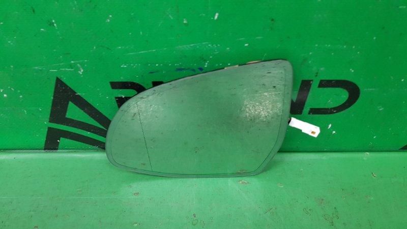 Зеркальный элемент Bmw X5 F15 2013 левый (б/у)