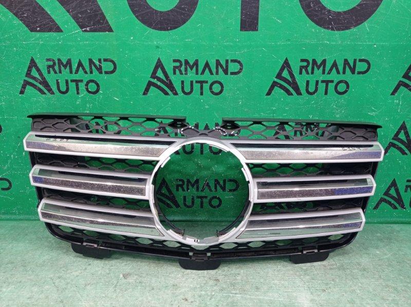 Решетка радиатора Mercedes Gl X164 2006 (б/у)
